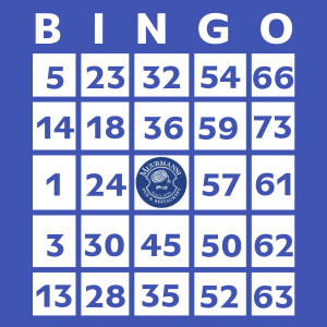 Bingo torstaina 31.10. klo 18