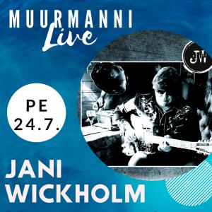 Jani Wickholm 24.7.